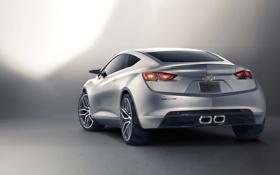 Картинка Concept, cars, auto, wallpapers auto, обои авто, Chevrolet Tru 140S, new car