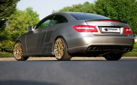 Картинка car, машина, tuning, Prior Design, Mercedes E-Class Coupe