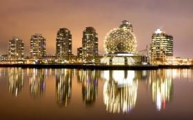 Обои Шар, Ванкувер, канада