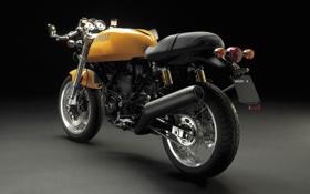 Обои Черный, Байк, Мотоцикл, Фон, Мото, Ducati