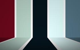 Обои цвета, линии, полосы, фон, текстура, арт