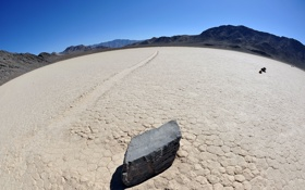 Обои небо, природа, пустыня, камень
