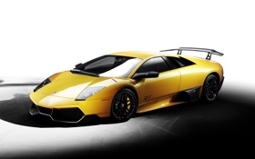 Картинка авто, фото, обои, Lamborghini, тачки, wallpaper, суперкар