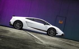 Обои gallardo, lamborghini, LP570-4, superleggera