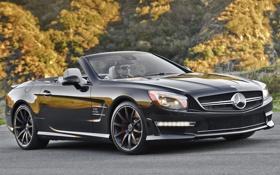 Картинка Mercedes-Benz, Мерседес, AMG, АМГ, SL65