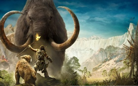 Обои Far Cry, Ubisoft, Ubisoft Montreal, Far Cry Primal