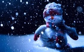 Обои зима, снег, деревья, пейзаж, горы, природа, дом