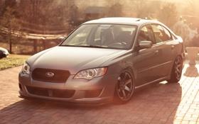 Обои silvery, Subaru, серебристый, субару, плитка, Legacy, блик