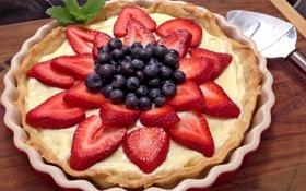 Картинка еда, черника, пирог, десерт, food, выпечка, dessert