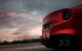 Картинка игра, гонки, ferrari, nfs, Need for Speed Rivals, Да начнется соревнование!