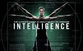 Обои Сериал, Джош Холлоуэй, Сезон 1, CBS, Josh Holloway, Искусственный интеллект, 2014