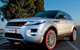 Обои car, машина, тюнинг, Land Rover, Range Rover, wallpapers, Marangoni