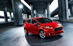 Обои Ford, форд, фиеста, Fiesta