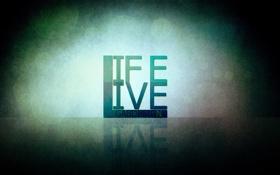Картинка life, live, gabdesign