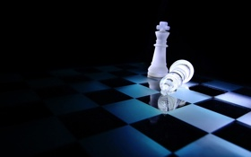 Картинка шахматы, фигуры, Game of Thrones