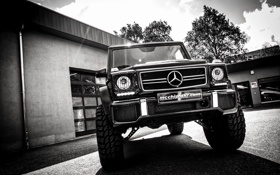 Обои Mercedes-Benz, мерседес, AMG, амг, W463, 2015, G 63