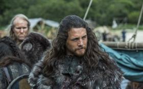 Картинка взгляд, Vikings, Викинги, Kalf, Ben Robson