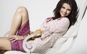 Обои актриса, брюнетка, певица, красотка, Селена Гомес, Selena Gomez