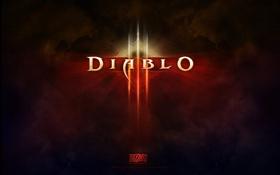 Обои Диабло, Diablo 3, Blizzard