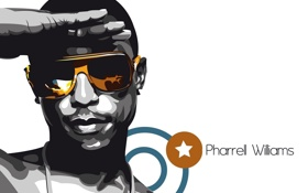 Обои Pharrell Williams, Nerd, pharrell