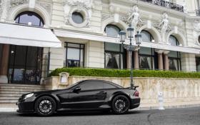 Картинка Mercedes, Monaco, AMG, Black Series, SL65, Monte-Carlo