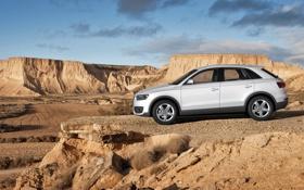 Обои Audi, Silver
