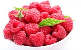 Картинка ягоды, малина, свежие ягоды, малины
