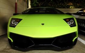 Обои color, Lamborghini LP670-4 SV, салатовый, supercar, авто, ламборгини, Lamborghini