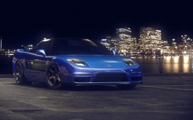Картинка honda, night, nsx