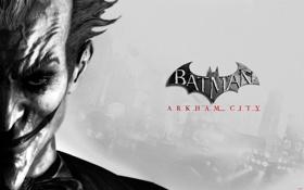 Картинка Джокер, злодей, Batman Archam City, Jocker