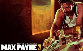 Картинка Max Payne 3, Max, Rockstar Games, Payne, KONG, Дезерт Игл