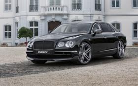 Обои Bentley, Continental, бентли, континенталь, Startech, 2015