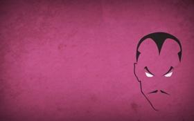 Обои blo0p, Sinestro, минимализм