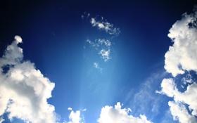 Обои небо, облака, фото, фон, картинки, облако, красивые пейзажи