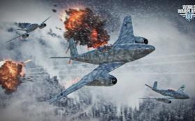 Обои самолет, камуфляж, aviation, авиа, MMO, Wargaming.net, World of Warplanes