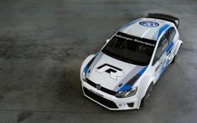 Картинка cars, auto, WRC, wallpapers auto, обои авто, Volkswagen Polo, new car