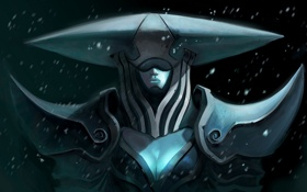 Картинка art, League of Legends, Lissandra, the Ice Witch