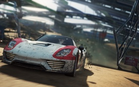 Картинка need for speed, 918, Spyder, Porsche, most wanted, nfs