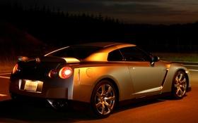 Картинка Ниссан, Машины, Nissan, GT-R, Cars, Skyline, R35