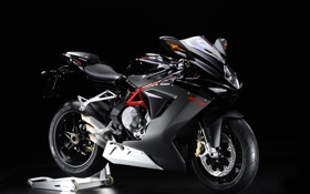 Обои мотоцикл, agusta, mv agusta