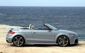Обои Audi, ауди, Roadster, вид сбоку, Audi TT