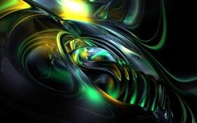 Картинка волны, текстура, кипение