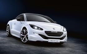 Картинка Peugeot, RCZ, пежо
