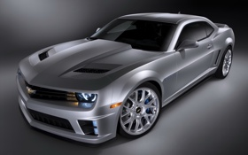 Обои cars, camaro, chevrolet