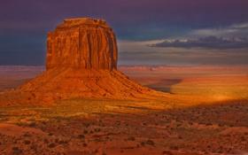 Картинка скала, гора, долина, монументов