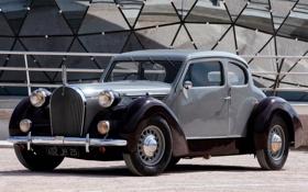 Обои ретро, старая, 1939, voisin, c30-s-coupe