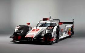 Картинка Audi, ауди, quattro, R18, e-Tron, 2015