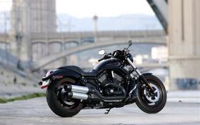 Обои мотоцикл, Harley-Davidson, VRSCDX, Night Rod Special