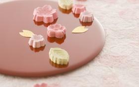 Обои Япония, сладости, Вагаси