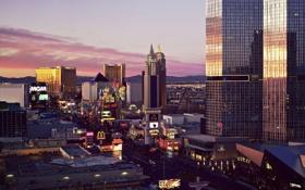 Картинка USA, город, Las Vegas, Nevada, city